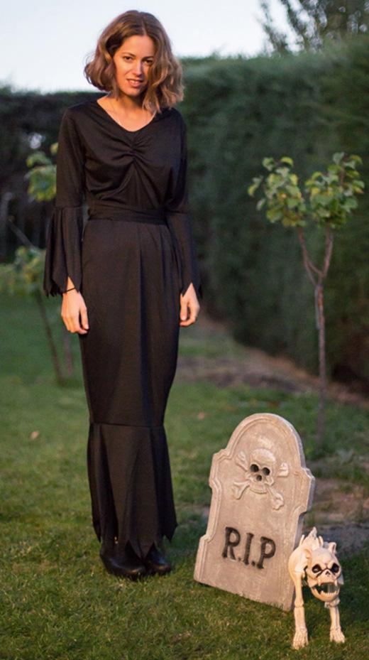 Disfraces para Halloween de El Corte Inglés Laura Caldarola bruja