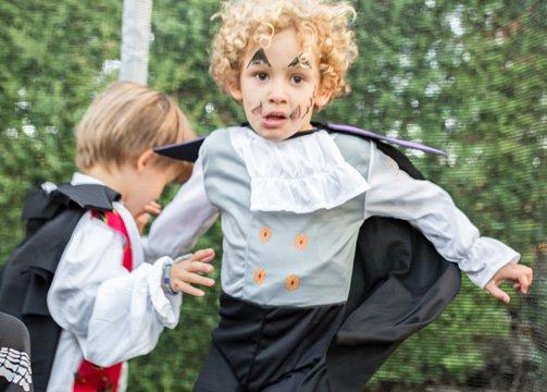 disfraces infantiles para Halloween de El Corte Inglés