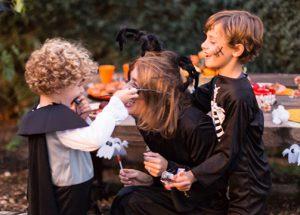 Hay disfraces de Halloween para todas la edades