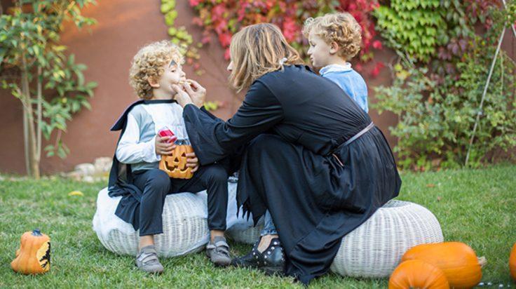 disfraces de Halloween para todas las edades de El Corte Inglés mamá trendy