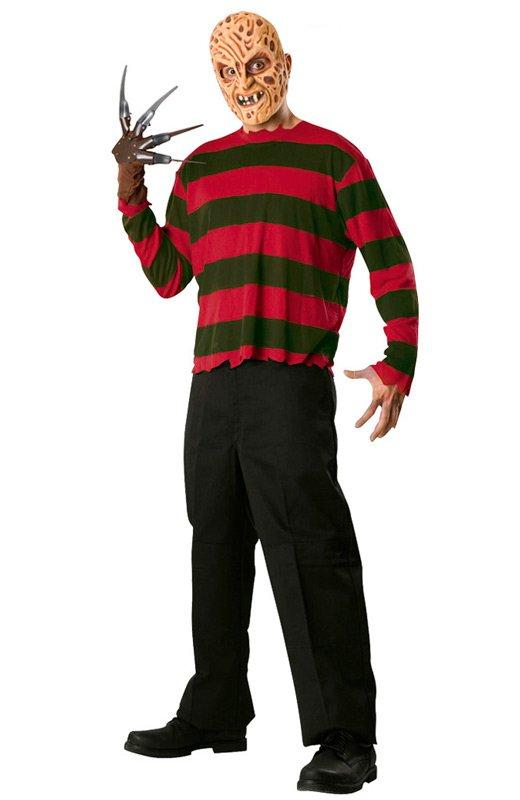 Disfraz para Halloween El Corte Inglés Freddy Krueger