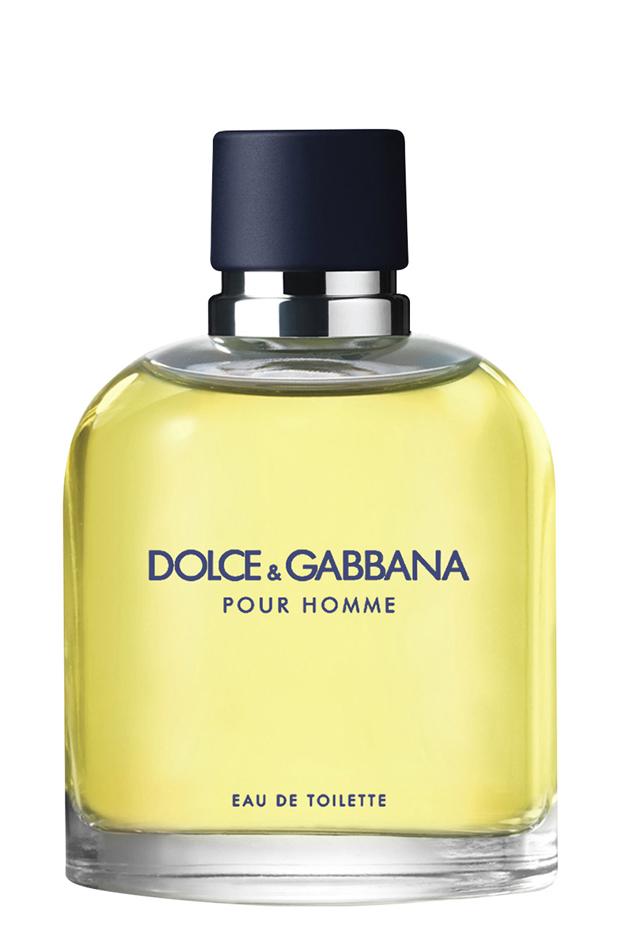Eau de Toilette Pour Homme de Dolce & Gabbana: San Valentín regala perfumes