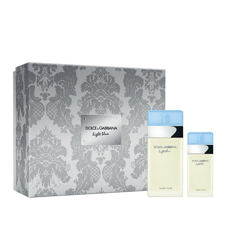 Estuche Eau de Toilette Light Blue de Dolce & Gabbana: ideas regalos navidad