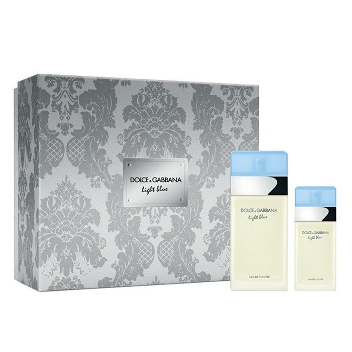 Light Blue Estuche de Dolce & Gabbana: productos de belleza más vendidos