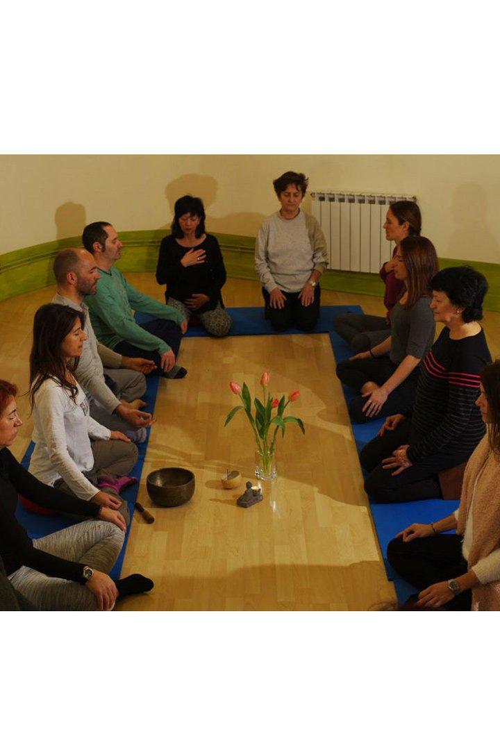 clases yoga encuentros meditativos