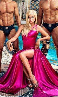 Así se ha transformado Penélope Cruz en Donatella Versace