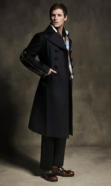 Eddie Redmayne, nueva cara de Prada