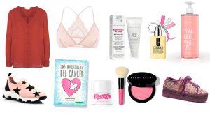 Shopping solidario contra el cáncer de mama