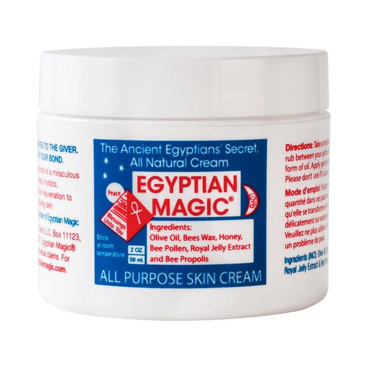 Egyptian: Cremas antiarrugas mejores que botox