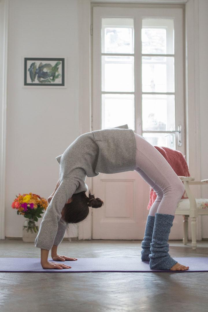 Ejercicios homemade - Ejercicios yoga en casa ...