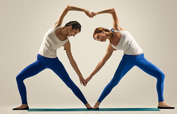 Yoga, más ameno en compañía
