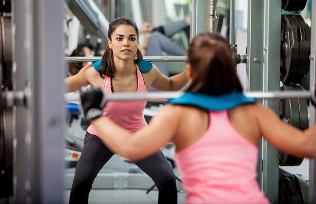 Ejercicios de gimnasio para adelgazar rápido