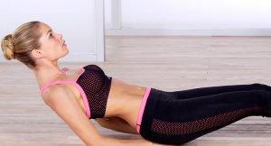 Los ejercicios que necesitas para cada zona