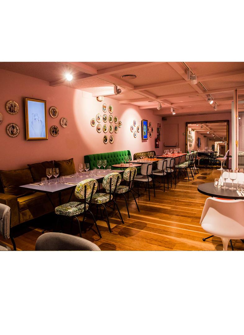 el hortera Restaurante en Madrid