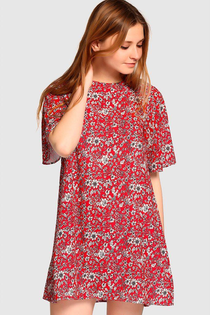 Ropa para oficina de verano: vestidos