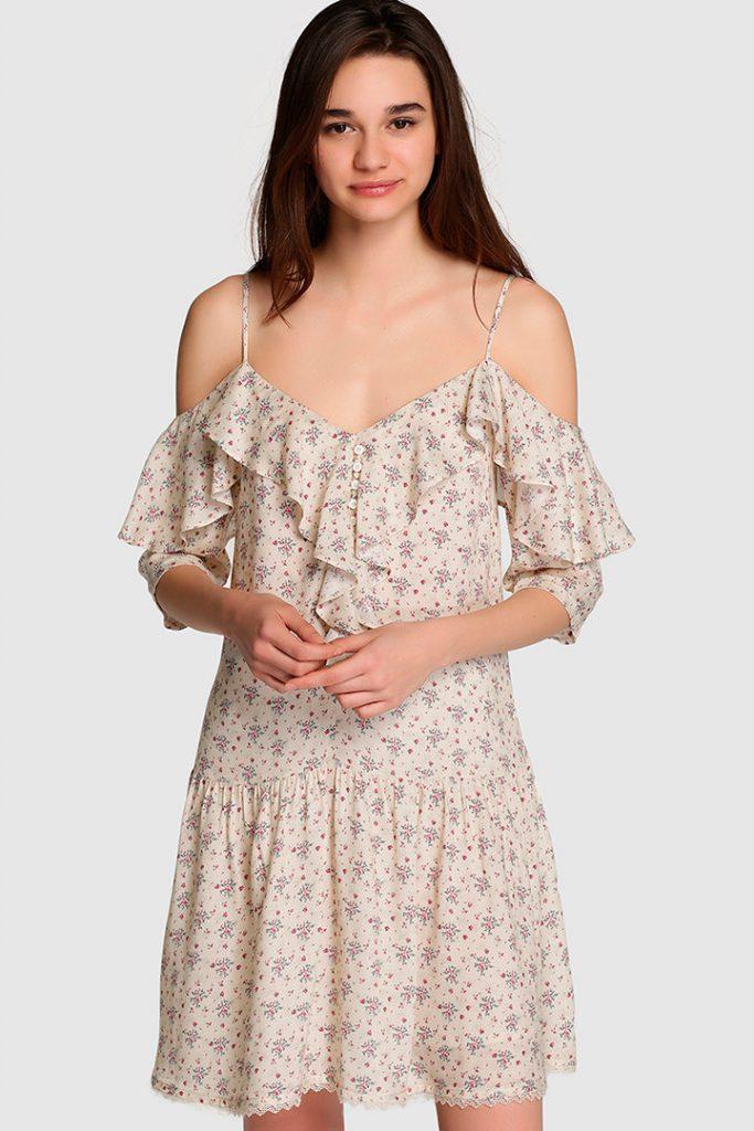 Vestido de Tintoretto de las rebajas de verano de El Corte Inglés