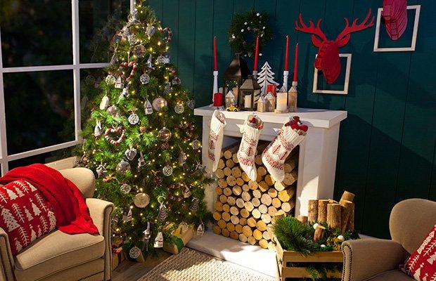 Ca mo decorar tu a rbol de navidad for Adornos de navidad el corte ingles