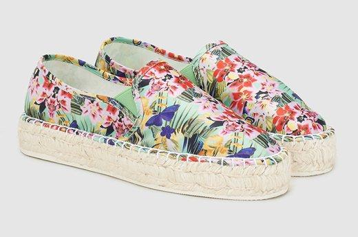 Guía de zapatos de verano: alpargatas