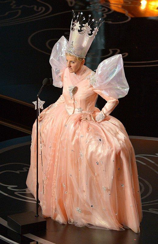 Ellen DeGeneres Premios Oscar 2014