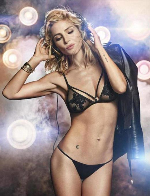 Elsa Pataky para Women' Secret
