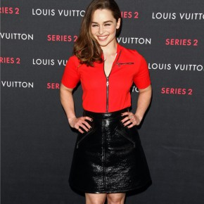 Emilia Clarke: sus mejores looks