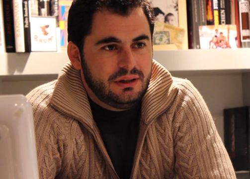 A solas con Emiliano Suárez