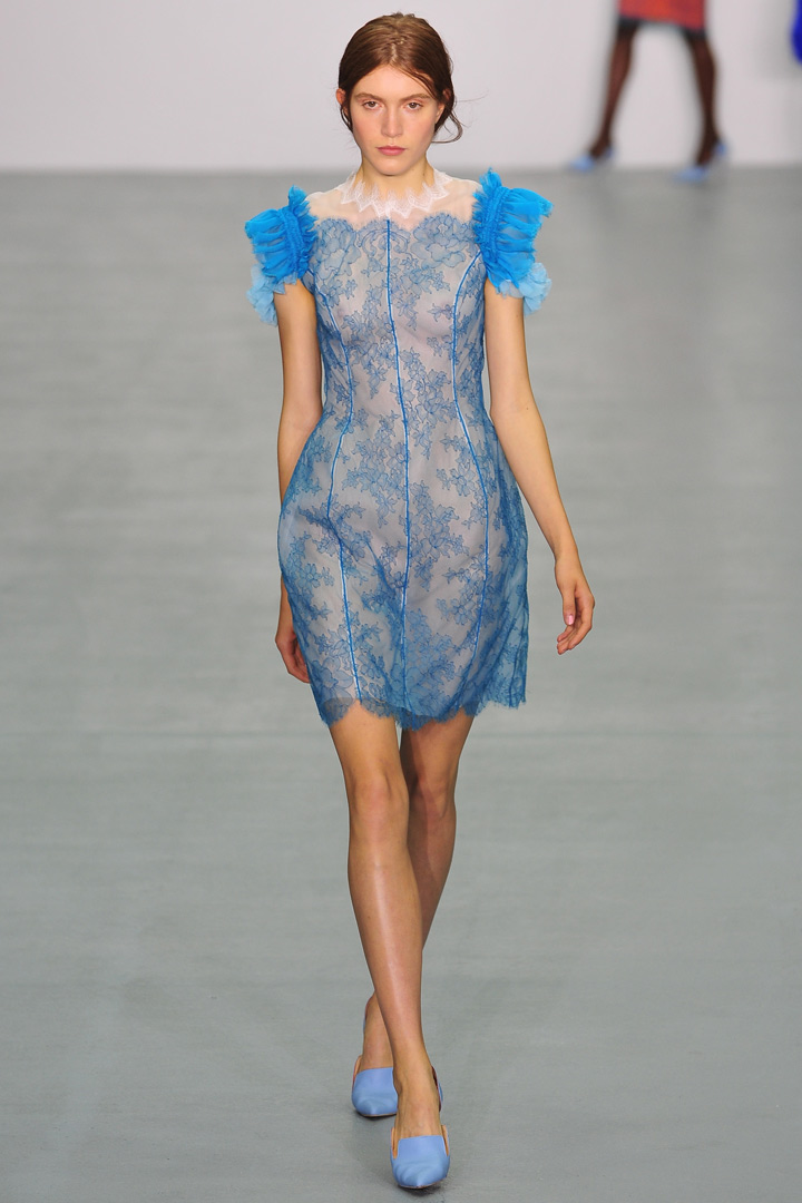 Emilio De La Morena London Fashion Week Stylelovely