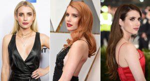 Emma Roberts o cómo (no) decidirse por un color de cabello
