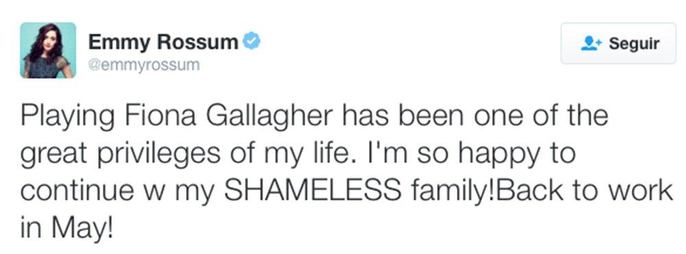 Twitter Emmy Rossum