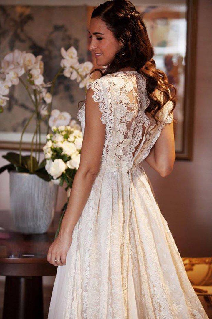 vestidos de novia de helena mareque