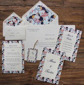 Las invitaciones de boda más inspiradoras