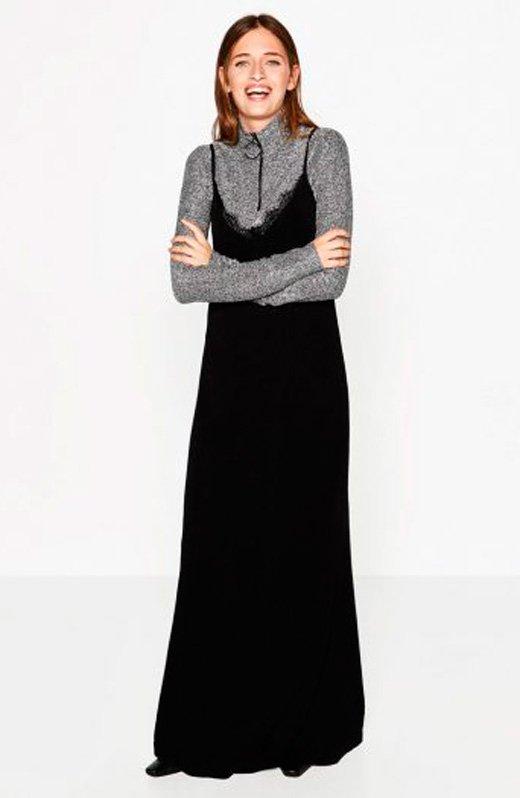 896cb9543 Los mejores vestidos para llevar con camiseta - StyleLovely