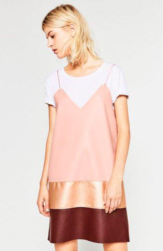 vestidos para llevar on camisetas