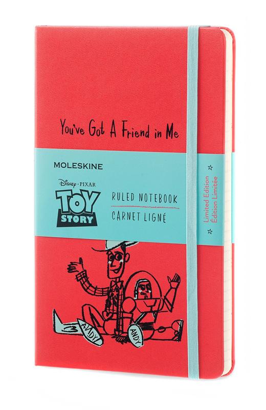 vuelta al cole cuaderno toy story el corte inglés