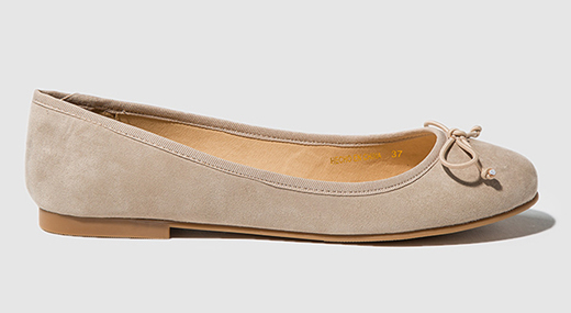 zpatos cómodos, bailarinas de El Corte Inglés