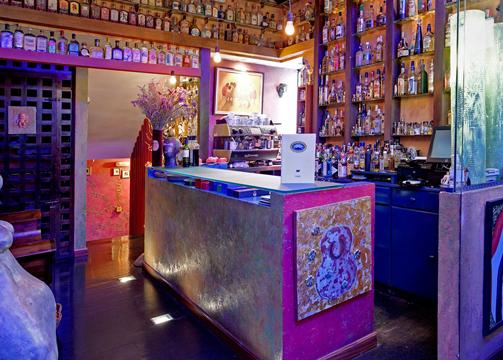 restaurantes exóticos madrid entre suspiro y suspiro