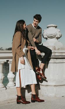 """Jonndo zapatos atemporales, de calidad y """"Made in Spain"""""""