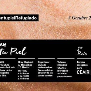 #EntupielRefugiado