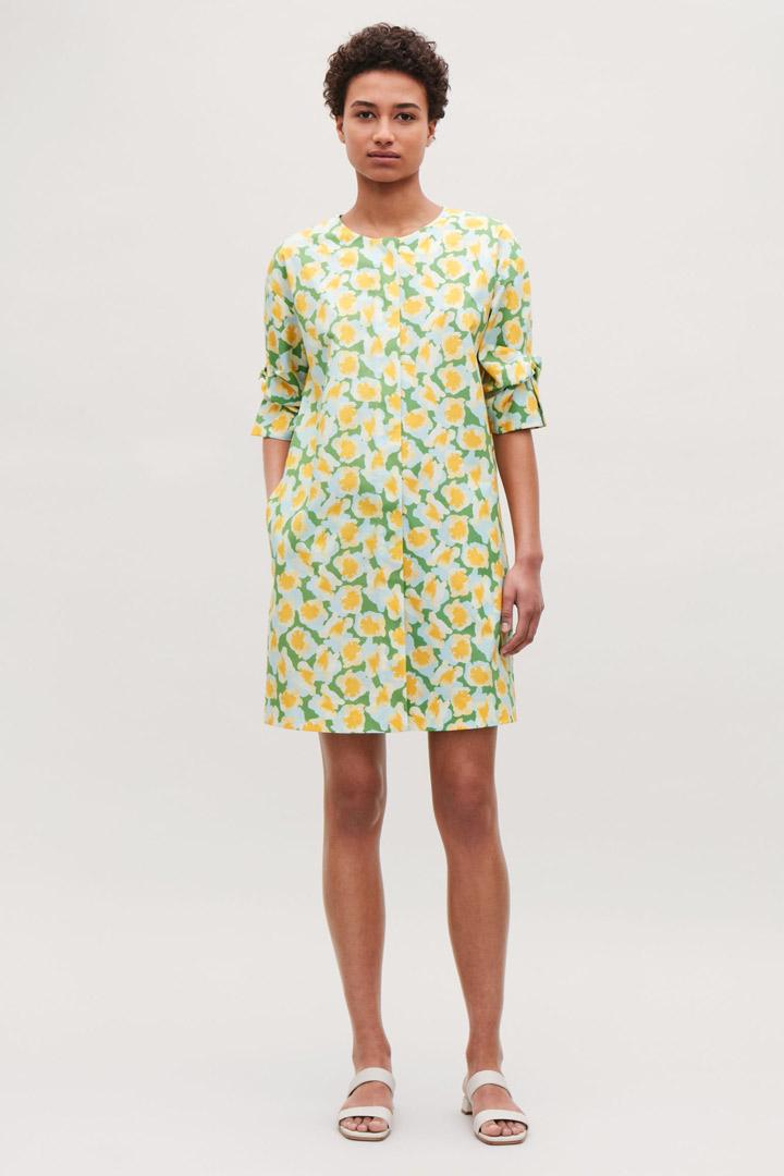 Cos: vestidos de invitada verano