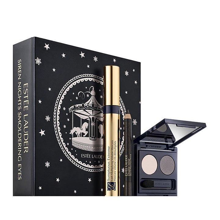 Maquillaje Ojos Siren Night Eye de Estée Lauder: ediciones navideñas beauty