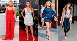 La evolución del estilo de Blake Lively en 100 looks