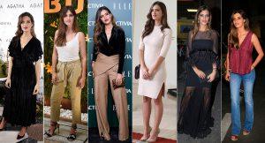 Los 100 mejores looks de Sara Carbonero