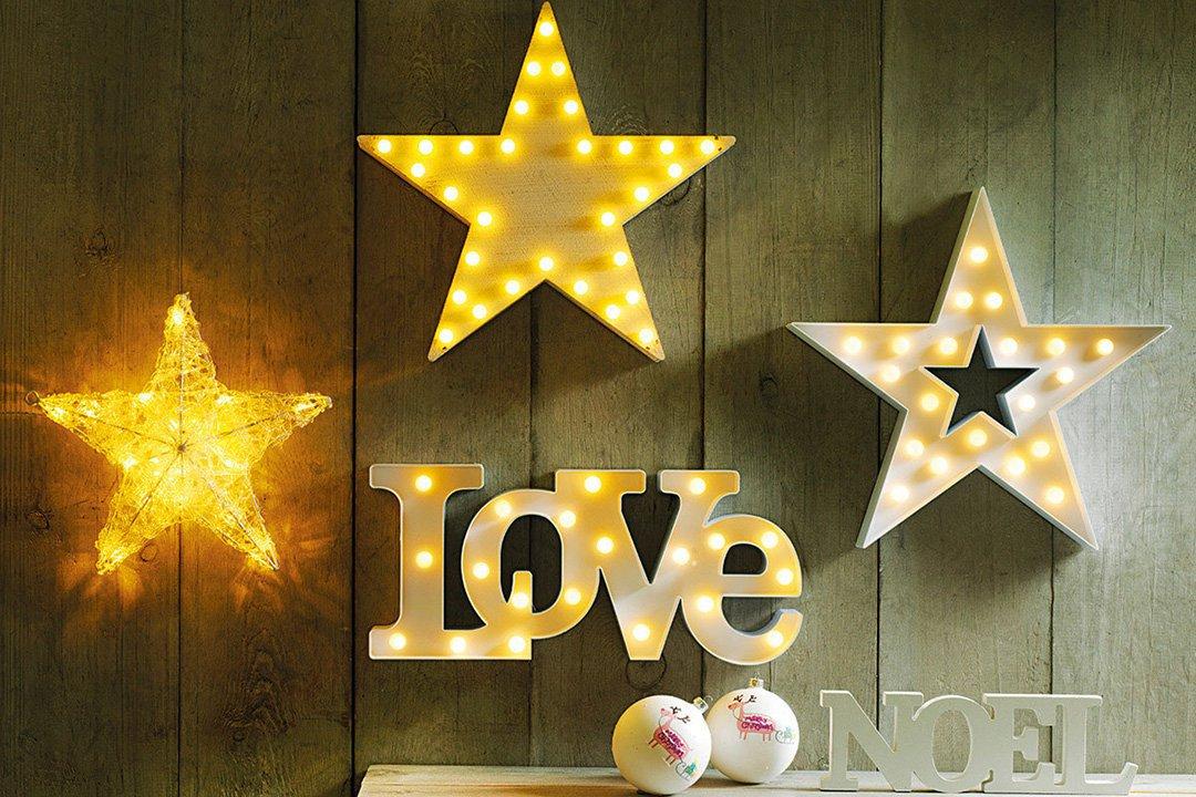 23f12fdf9a8d6 Estrella de navidad de El Corte Inglés