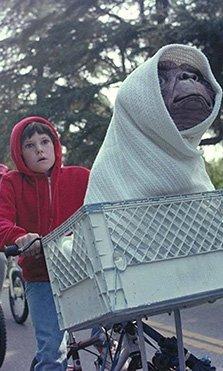 """La película """"E.T., el extraterrestre"""" cumple 35 años"""
