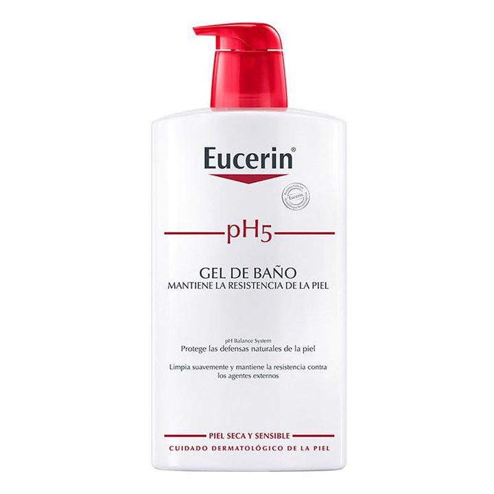 Gel de Baño Ph5 de Eucerin: productos mamás neceser