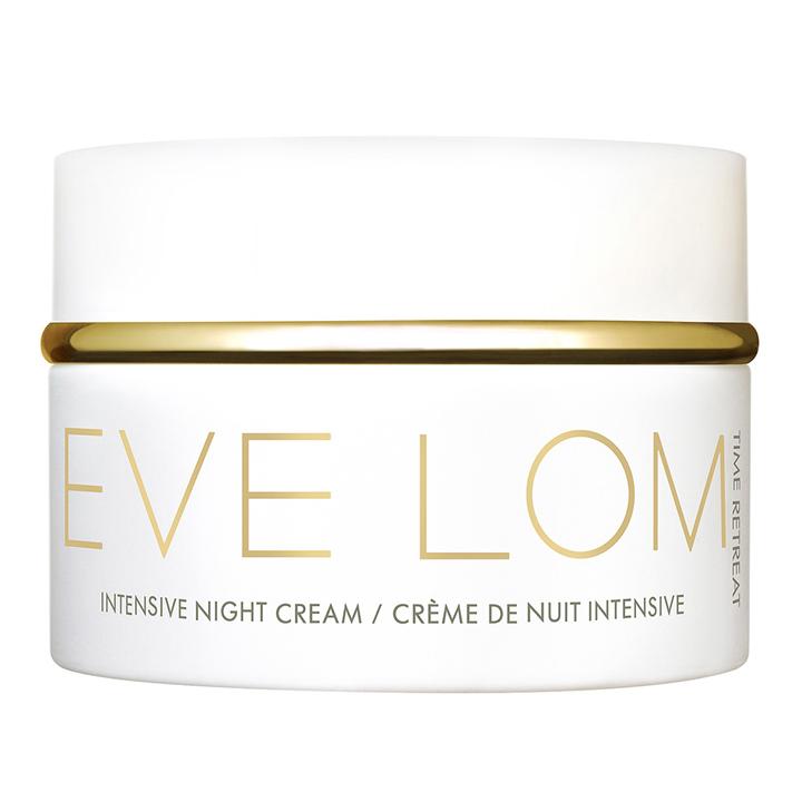 Time Retreat Intensive Night de Eve Lom: productos cuidar piel mientras duermes