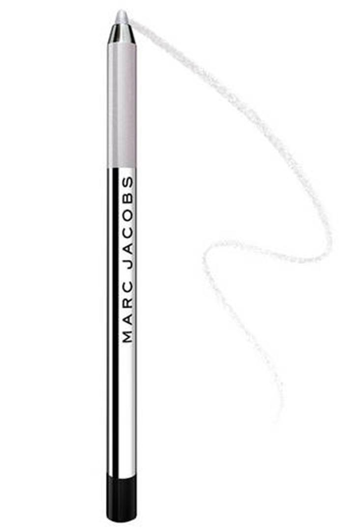 Eyeliner plateado de Marc Jacobs