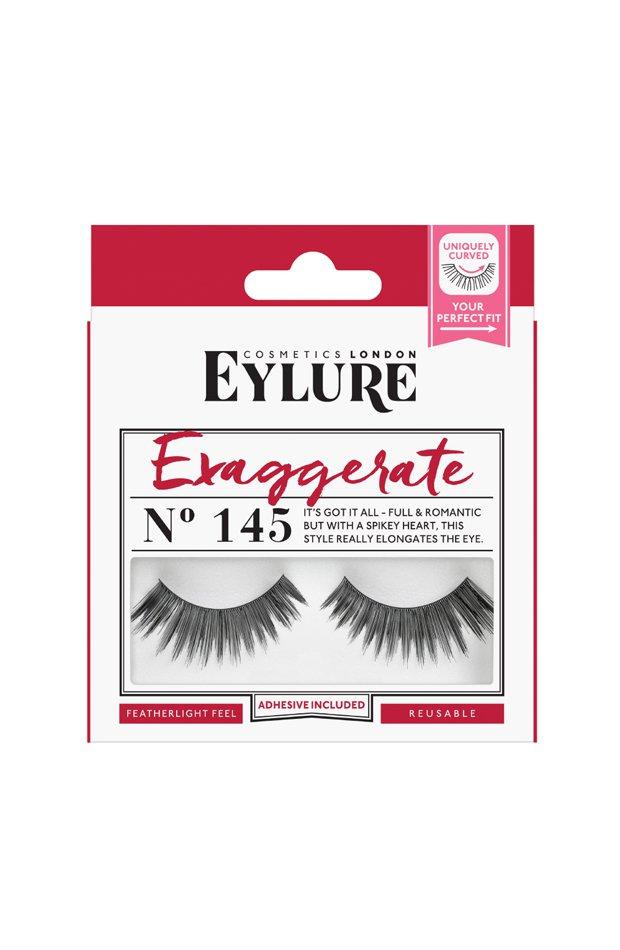 Pestañas postizas Exaggerate de Eylure: productos maquillaje de halloween