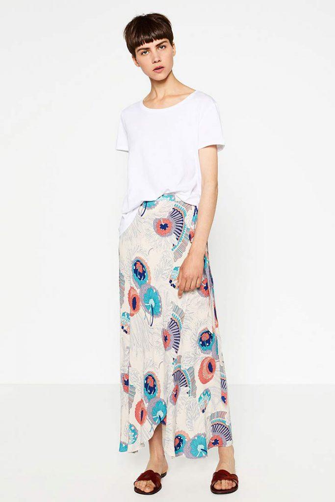 Faldas de verano largas