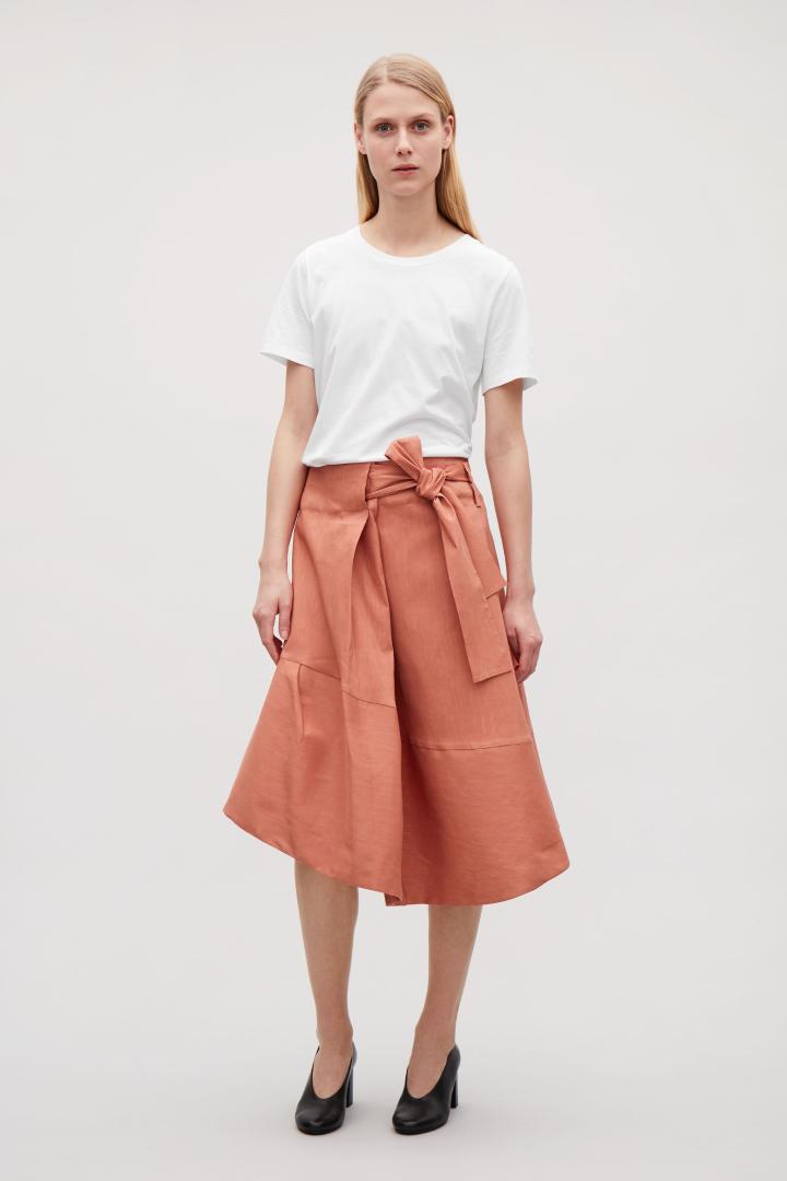faldas midi primavera